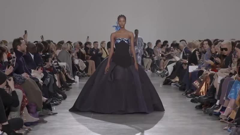 Katerina Graham Schiaparelli Haute Couture Spring Summer 2020