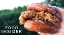 KFC Fried Chicken Donuts Sandwich Review