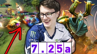 MIRACLE  Daily Hard Carry Game — Morphling & Nature's Prophet Dota2
