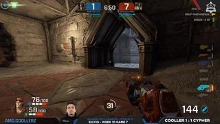Quake Pro League - Stage 4 - Week 10 - quake on Twitch