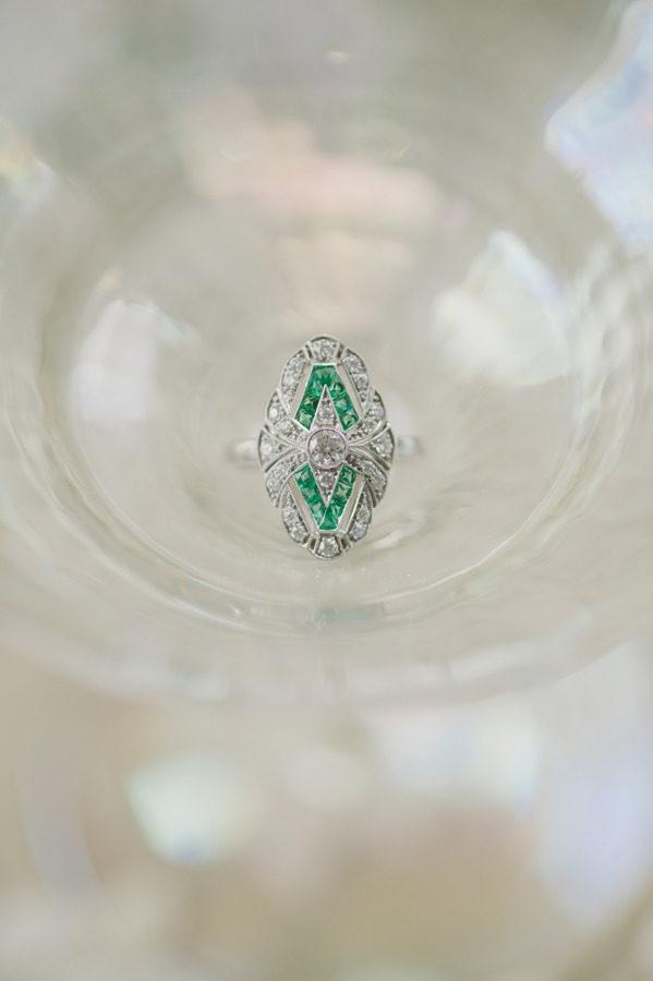 gz3o771P4QM - Обручальные кольца в стиле Арт деко