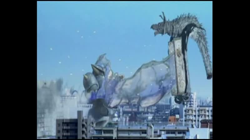 Gigante robo mikuzuki legendado em portugues filme 2 ep 2
