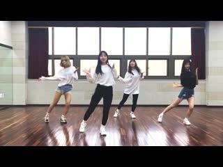 Flor_us (플로어스) 'alive' dance practice [mirrored]
