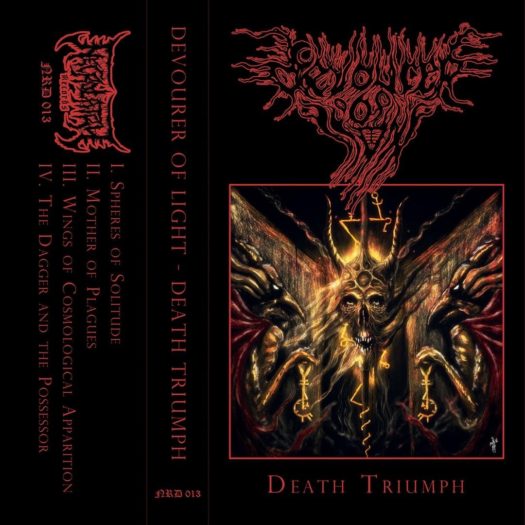 Devourer of Light - Death Triumph [EP] (Reissue)