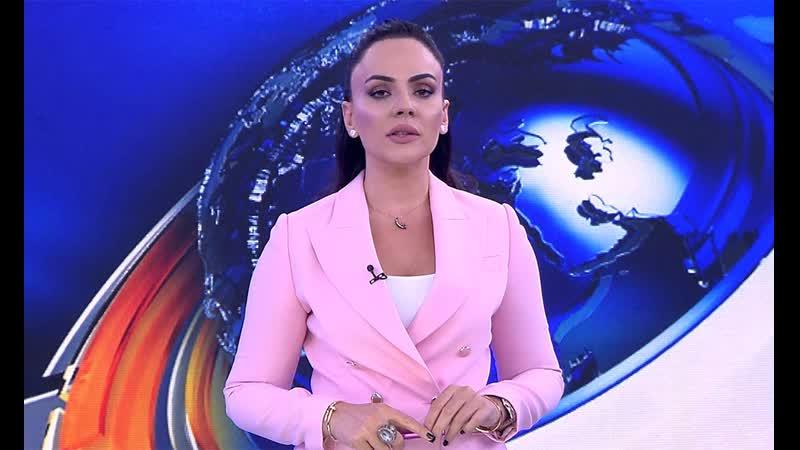Buket Aydınla Kanal D Haber - 01.11.2019 -01