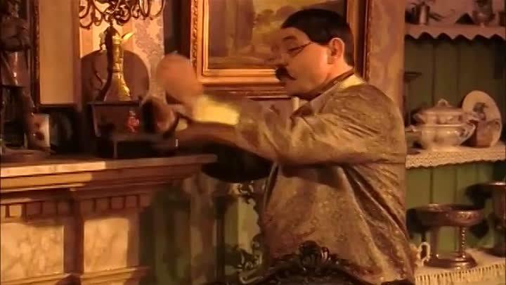 АГАТА КРИСТИ НЕУДАЧА ПУАРО реж С Урсуляк 4 серия 2002