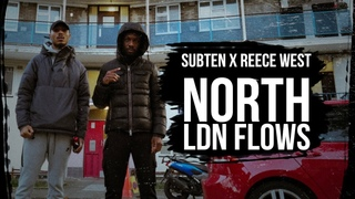 Subten x Reece West - North LDN Flows (Produced By Musical D)
