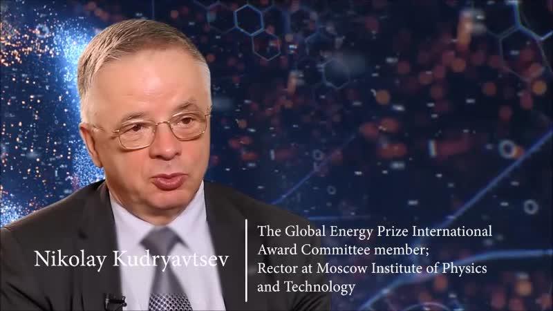 Интервью с членами Международного комитета по присуждению премии Глобальная энергия.