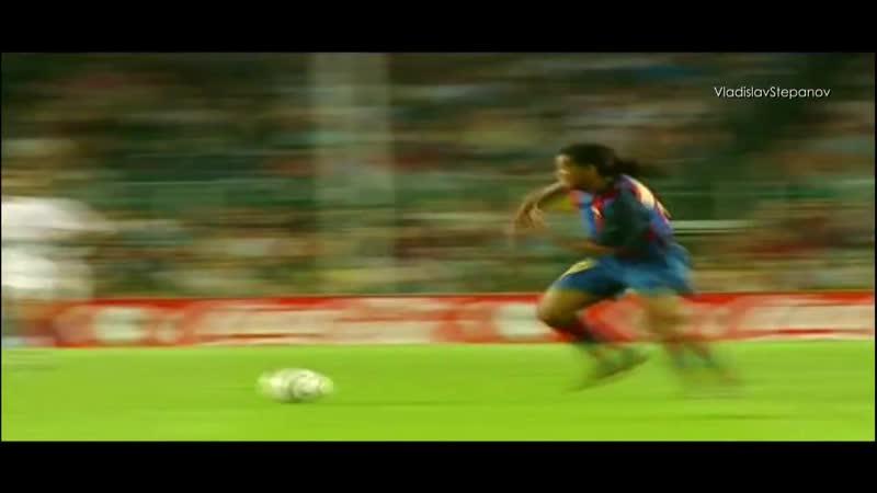 Cristiano Ronaldo vs Ronaldinho The best skills