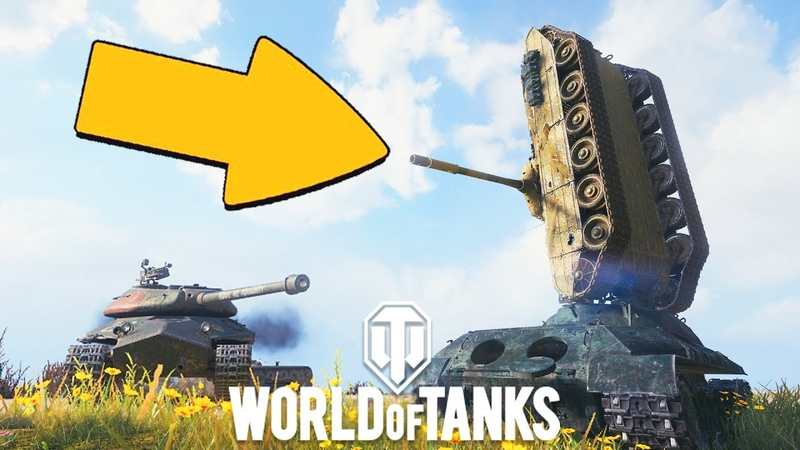 World of Tanks - Funny Moments | WoT Replays 10