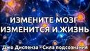 Мысли становятся РЕАЛЬНОСТЬЮ Нейронные связи Джо Диспенза Сила подсознания