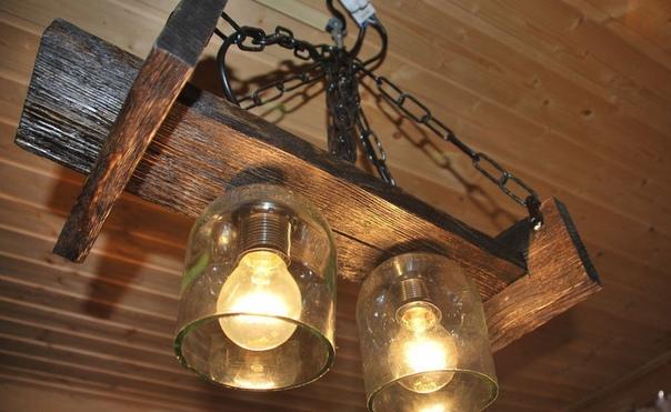 Оригинальные светильникиКопилочка идей