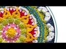 Mediterranean Summer Crochet Along Tutorials Week 1 Rounds 17 to 25