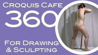 CROQUIS CAFE 360: Grace No. 6
