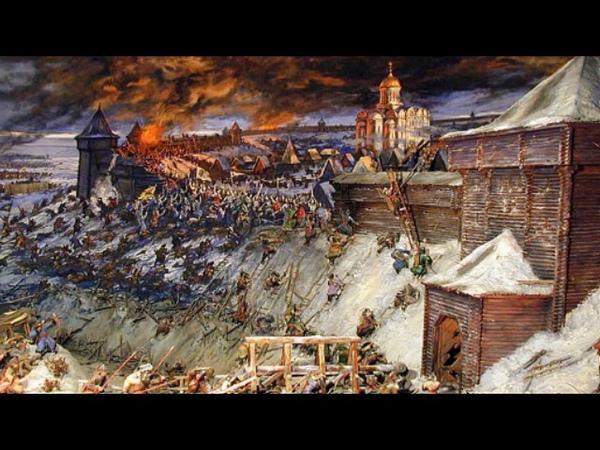 Татаро монгольское нашествие и фигура хана Батыя Рассказывают Владимир Рудаков и Игорь Данилевский