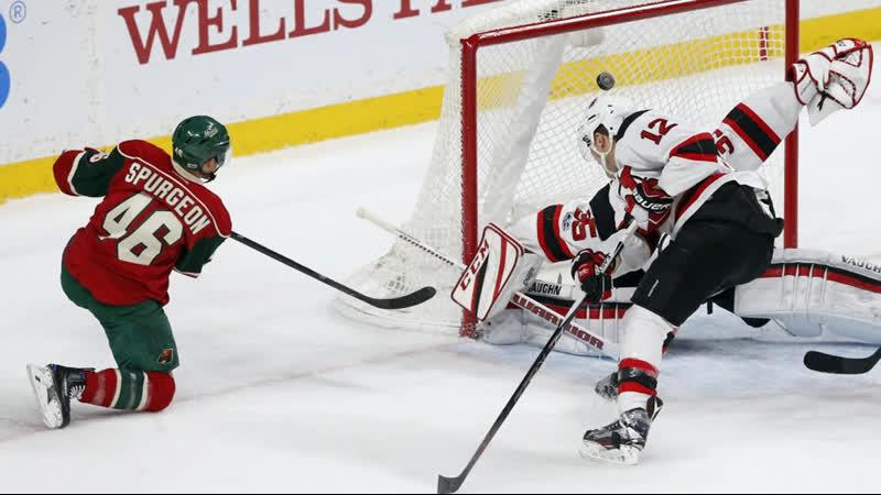 Лучшие комбинационные голы НХЛ