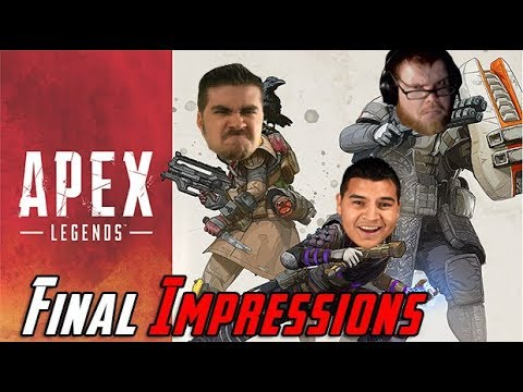 Apex Legends - Angry Impressions [F2P Review]