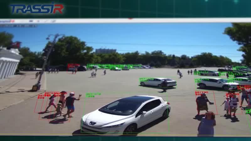 TRASSIR NeuroStation новый видеорегистратор