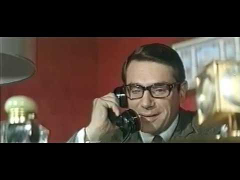 Вторая истина Франция 1966 детектив Мишель Мерсье Робер Оссейн советский дубляж