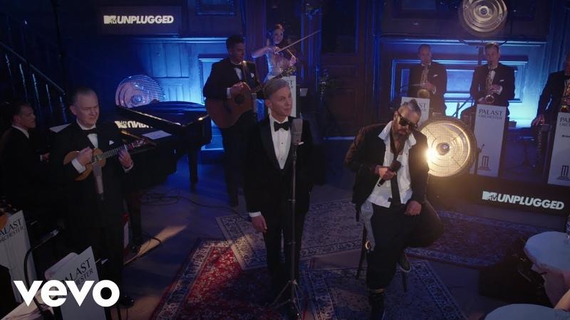 Max Raabe Samy Deluxe Der perfekte Moment… wird heut verpennt MTV Unplugged