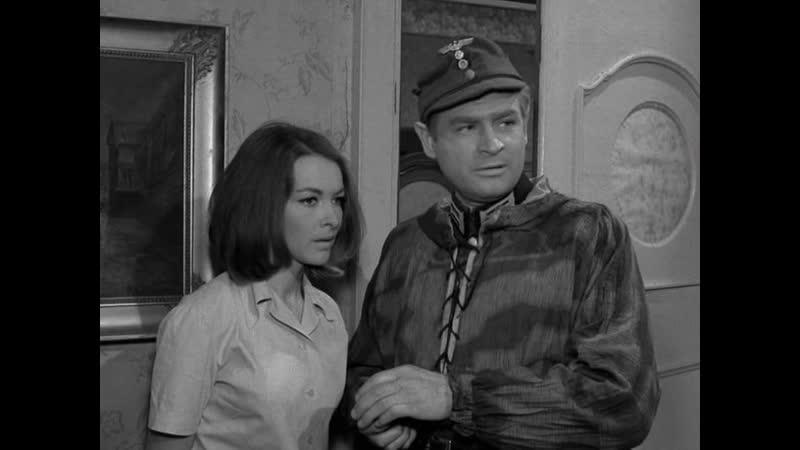 4 серия. 4 сезон. Ставка больше, чем жизнь. (Польский сериал). 1968 г.