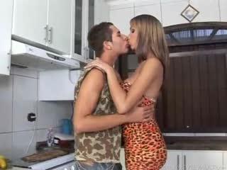 Travesti e o namorado