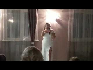 До мурашек!Трогательная песня-переделка мужу на годовщину свадьбы - Студия звукозаписи AE Records