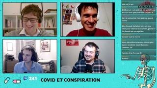 La consult' : Parlons théorie du complot avec Rudy Reichstadt et Sébastien Carassou
