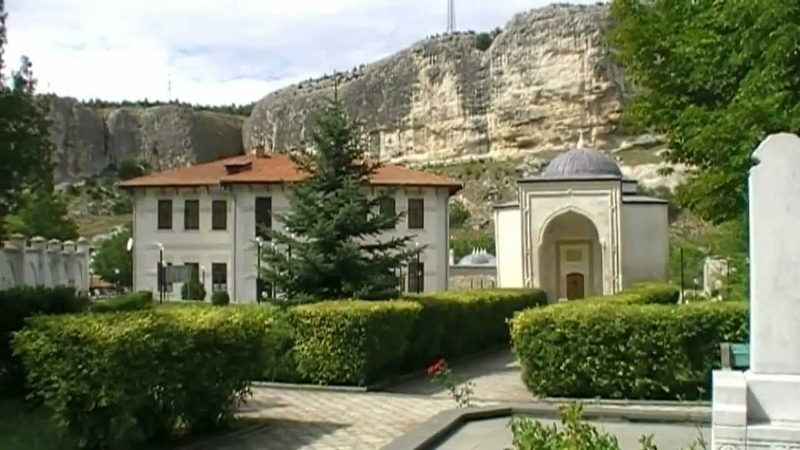 Загадки мавзолеев древнего Бахчисарая