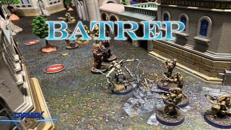 Legion Batrep Separatists vs Rebels