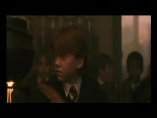 First Potions Lesson from Harry Potter and the Philosopher's Stone