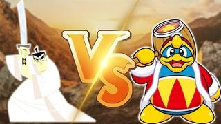 King Dedede VS Samurai Jack Sprite Animation