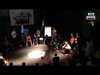 "Dance Battle ""БИТ"": Break juniors 1/4 final (Лев vs Soloman)"