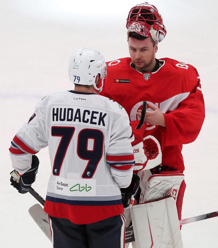 Юлиус Гудачек с братом