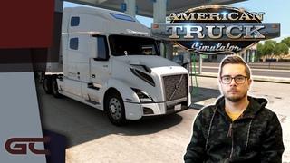 КОПИМ НА НОВЫЙ АМЕРИКАНСКИЙ ГРУЗОВИК ● American Truck Simulator () ● #6