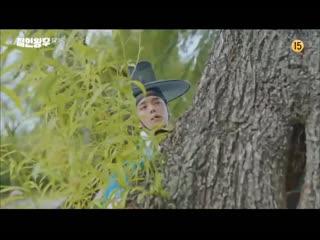 CUT —  Вырезка с Ёнджэ из 3-го эпизода дорамы «Королева Чорин»
