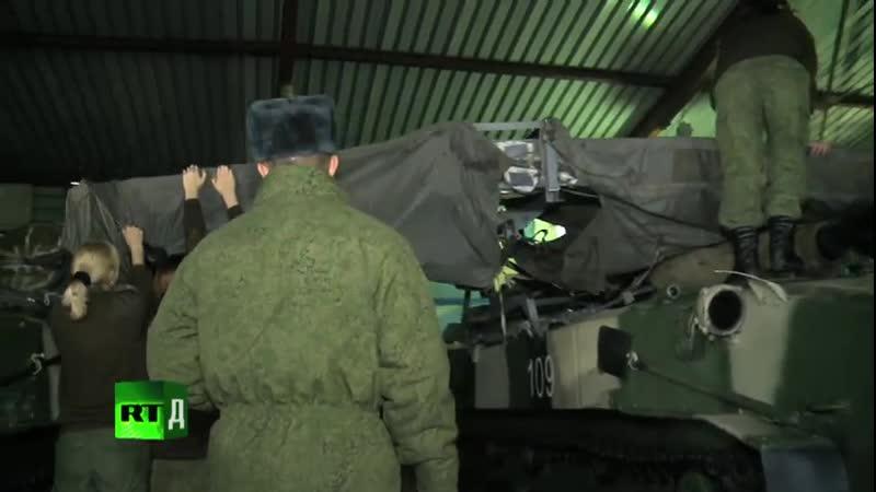Женский батальон РГВВДКУ 3 серия
