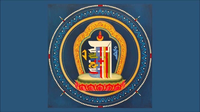 Mantra Kalachakra Tenzin 2019