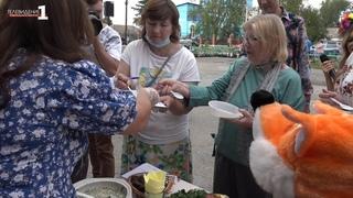 Фестиваль окрошки «Хорошо» прошел в Грязновском