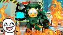 Pixel Gun 3D - Ядерный Камикадзе Охота на Монстра