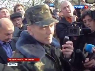 Операция на юго-востоке Украины: кто повел армию на мирное население