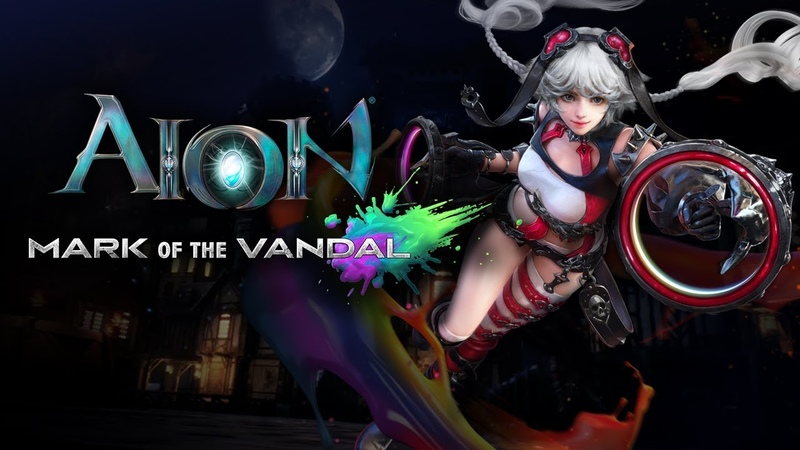 Aion - Mark of the Vandal Official Trailer