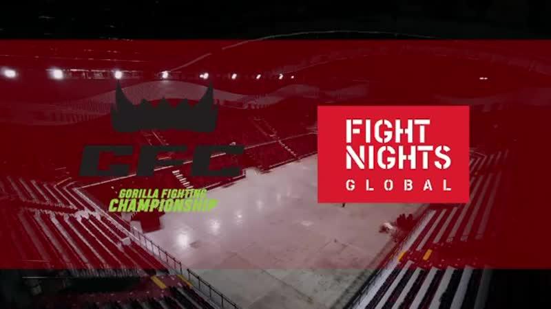 🔥📽Backstage турнира FIGHT NIGHTS GLOBAL и GFC посвящённый Памяти Абдулманапа Нурмагомедова.
