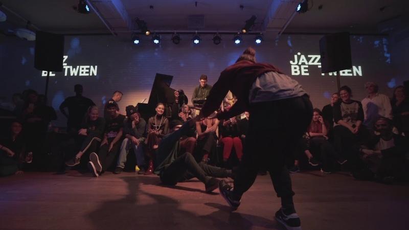 JazzBetween presents Experimental Dance Exchange Barcelona.