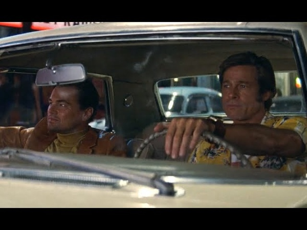 Once Upon a Time in Hollywood (2019) - 'California Dreamin'' scene [1080p]
