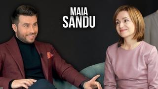Maia Sandu - copilărie și studenție fără bani, relația cu mama și revanșa în fața lui Dodon
