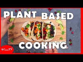Plant Based Diet Plant Based Meals - What I Eat in a Week Vegan Alkaline Meals!