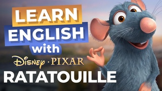 Learn English with Ratatouille | Describing an Extraordinary Dish