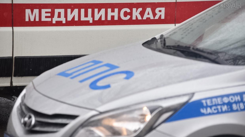 В Урупском районе при лобовом ДТП пострадали 5 человек