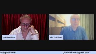 CE SOIR 20H30 (française) LIVE AVEC MR PIERRE HILLARD